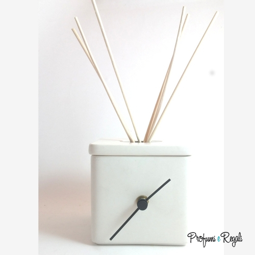 orologio millefiori