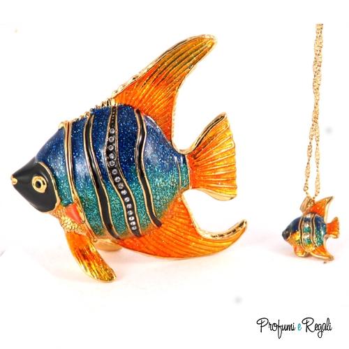 pesce con pendente 4031